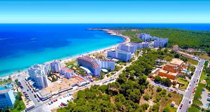 CALA MILLOR Majorca Spain Travel Guide Holidays to Cala