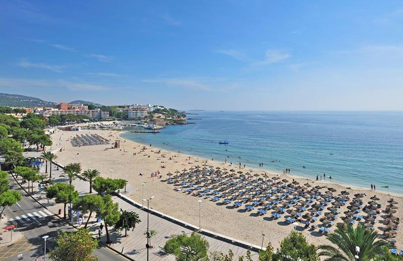 Hotel Mallorca Palma Strand